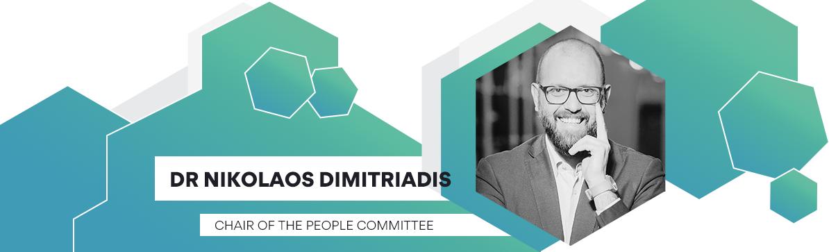 Dr Nikolaos Dimitriadis