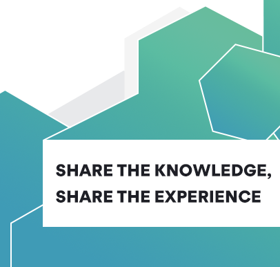 Share The Knowledge, Share The Experience