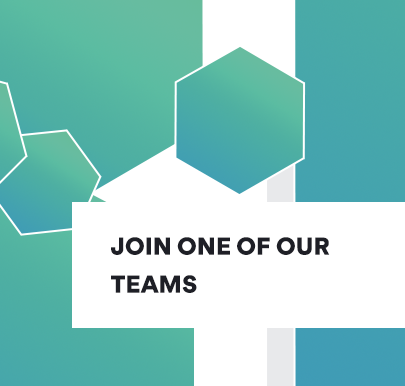 Join One of Our Teams