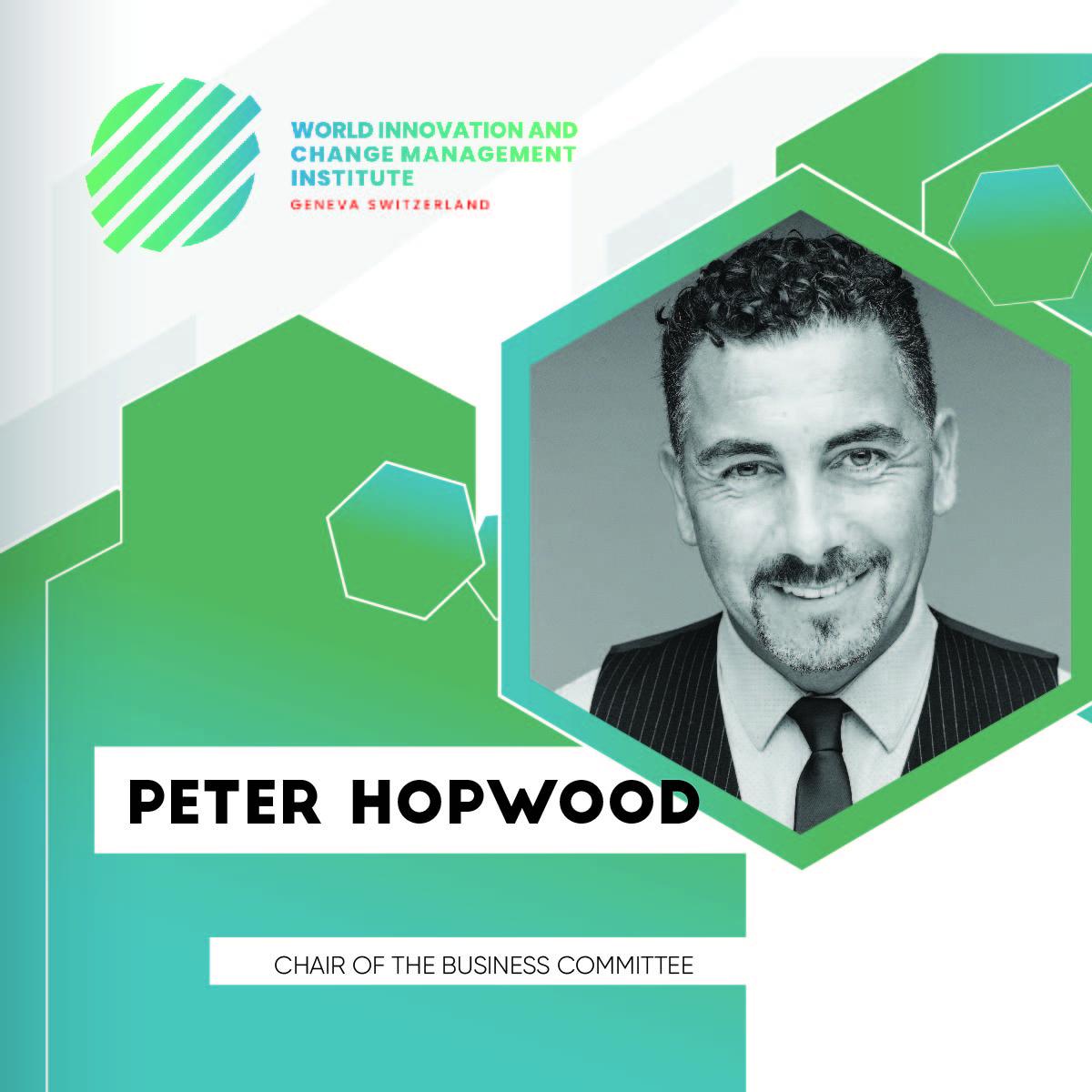 Peter Hopwood