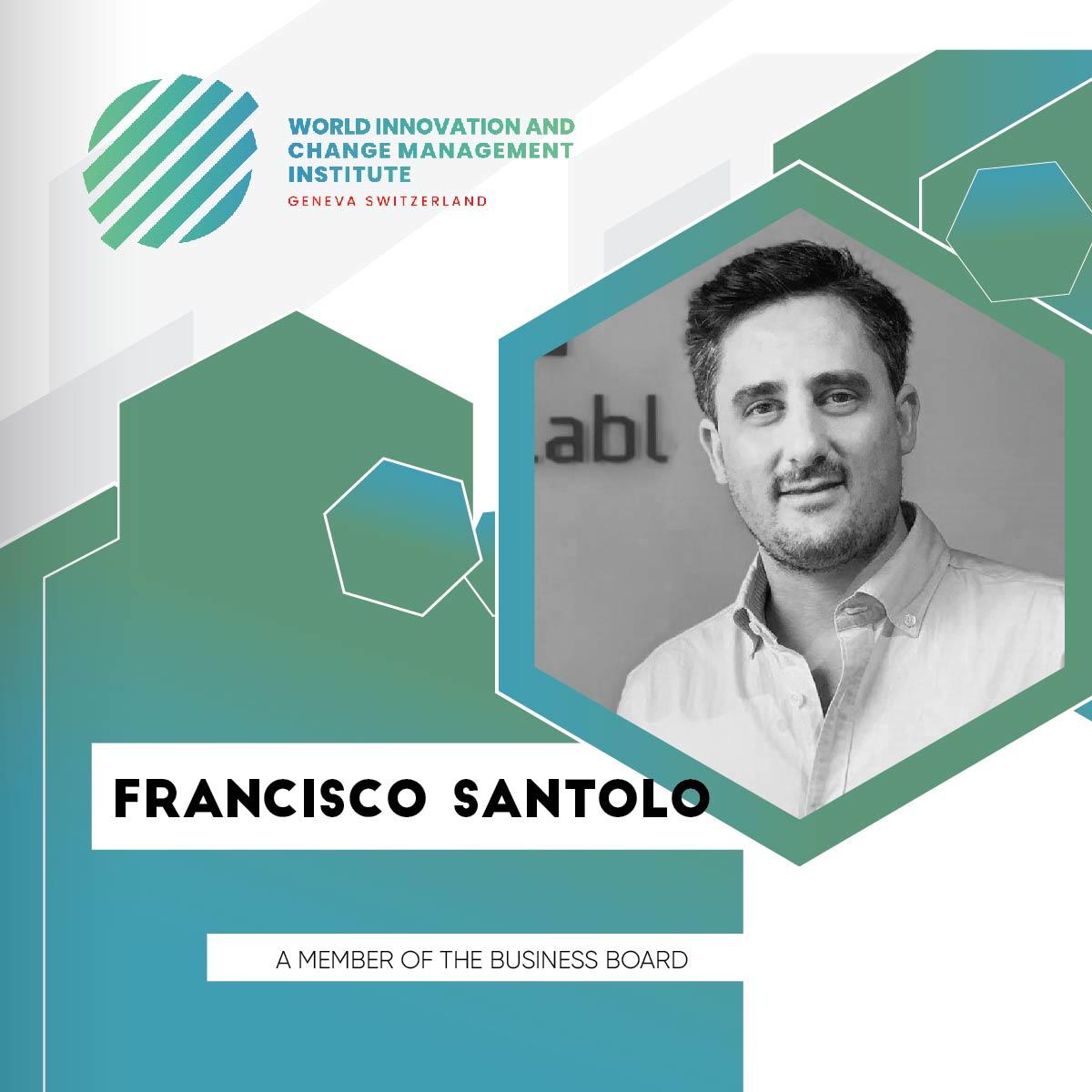 Dr Francisco Santolo