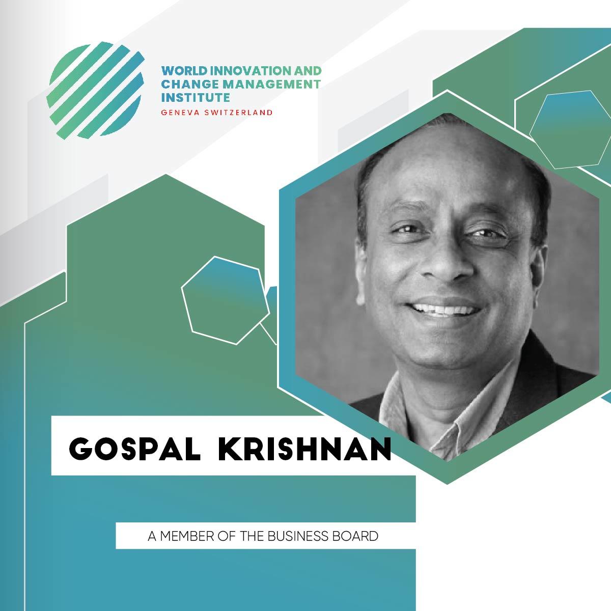 Gospal Krishnan